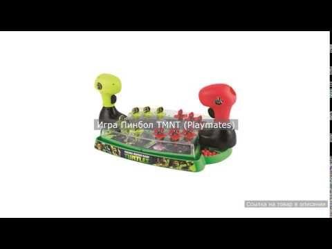 Игра Пинбол TMNT (Playmates)