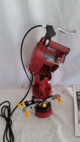 Chicago Electric Chainsaw Sharpener