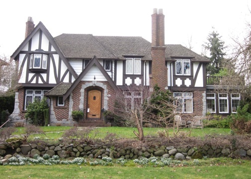 Early 1900 S Heritage Tutor Style Home Heritage Homes By Paint That Pinterest Tudor