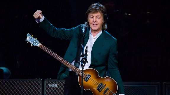 Paul McCartney announces new 'One on One' tour dates