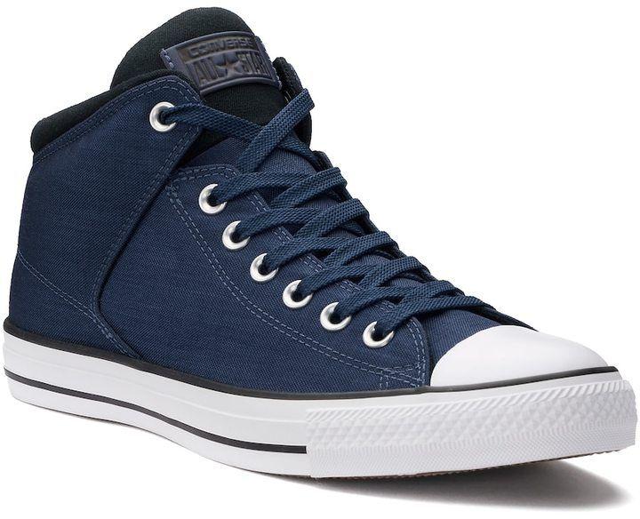 0ff45679e32d Converse Men s Chuck Taylor All Star High Street Cordura Sneakers ...