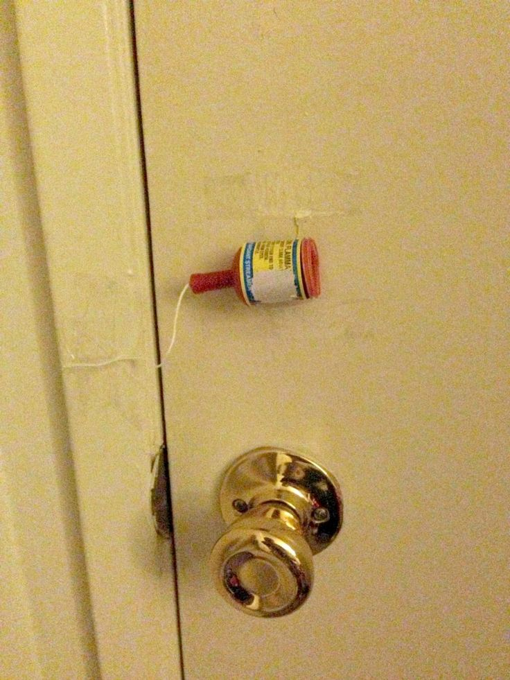 The best part of this prank? It will wake your sleepy kid up...and fast.
