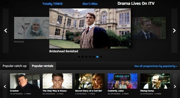 Samsung gets exclusive access to new Android ITV Player app until August 31st