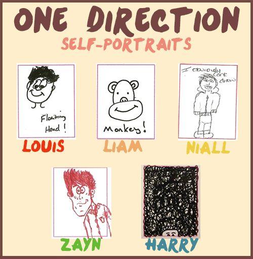 I like Harry's the best:)