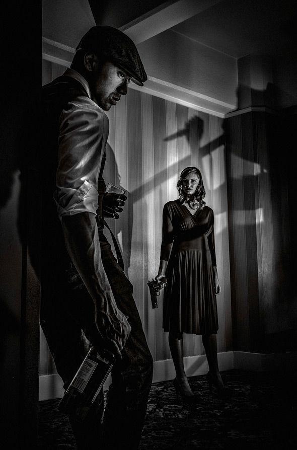 Film Noir in Showcase of Film Noir Photography