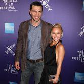Hayden Panettiere's Ring Finger Confirms She's Engaged to Wladimir Klitschko. (She's STILL Mum on the Rumors)