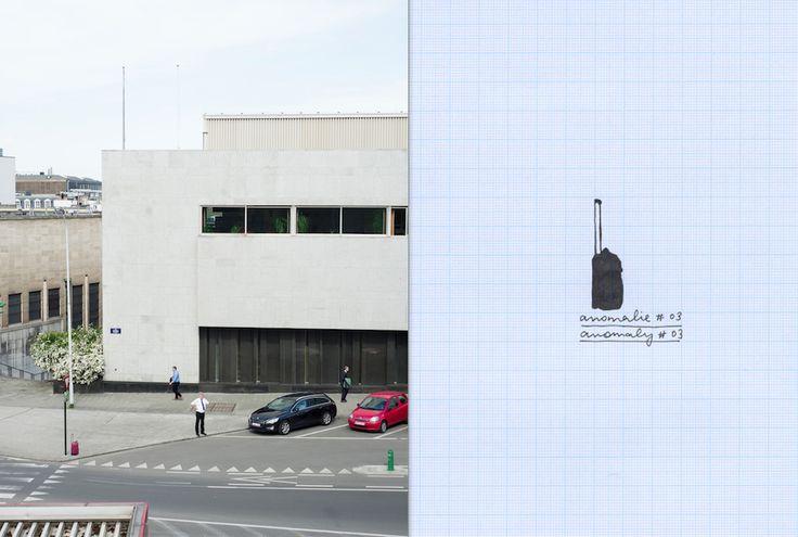 Cherchez l'erreur dans les photos d'Esther Hovers   The Creators Project