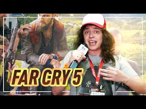 farcry5gamer.comO NOVO FAR CRY! ft. ASSOPRAFITAS O Gusang do canal Assoprafitas veio até o estande da Ubisoft Brasil jogar Far Cry 5 em primeira mão! Confira tudo que ele encontrou e veja o easter egg mais maneiro do jogo! Garanta o seu Far Cry 5: 🎮  PS4:  Ⓧ Xbox One:  📺  Steam (PC):  UPlay:  http://farcry5gamer.com/o-novo-far-cry-ft-assoprafitas/