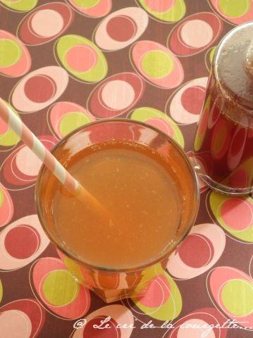 Sirop de fraise maison au sucre complet | Recettes de cuisine bio : Le cri de la courgette...