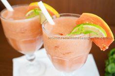 Suco de goiaba com limão | Receitas e Temperos