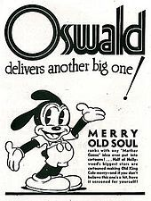 Oswald the Lucky Rabbit - Wikipedia, the free encyclopedia
