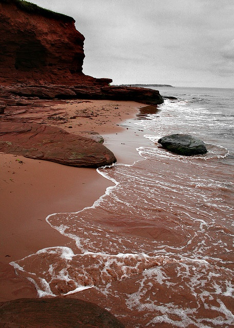 Prince Edward Island - one of many such places on the island.