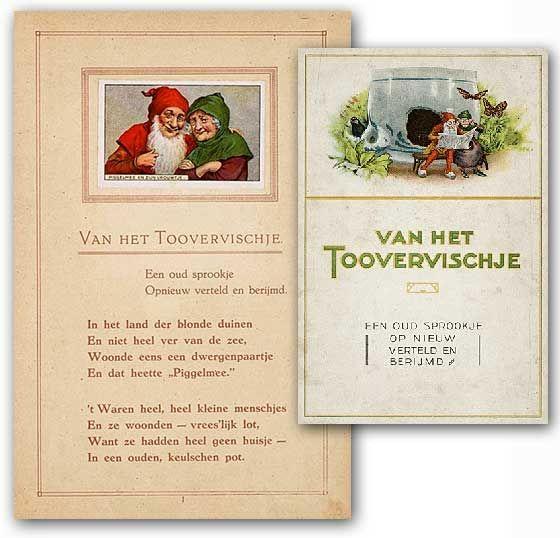 Jeugdsentiment: Piggelmee (DE) dit boekje lazen mijn oma en opa vroeger altijd voor mij voor bij t slapen gaan!