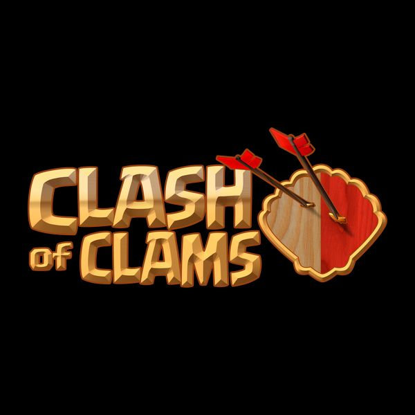 Clash of Clams - NeatoShop