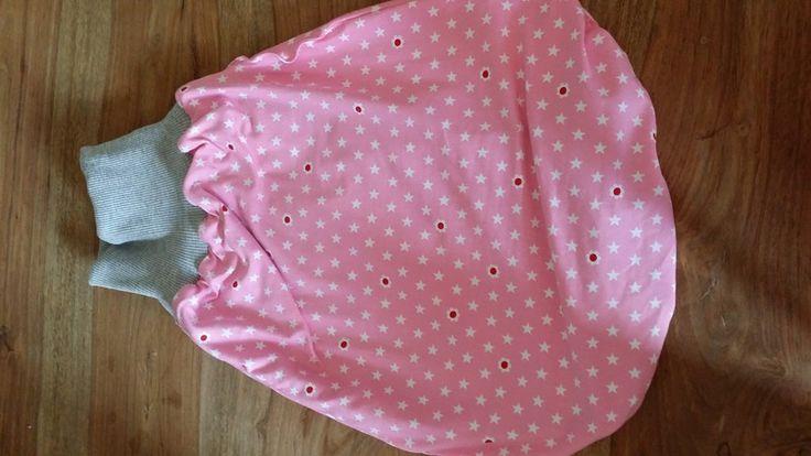 Pucksack für Säuglinge von Kunterbunte Schatzkiste auf DaWanda.com