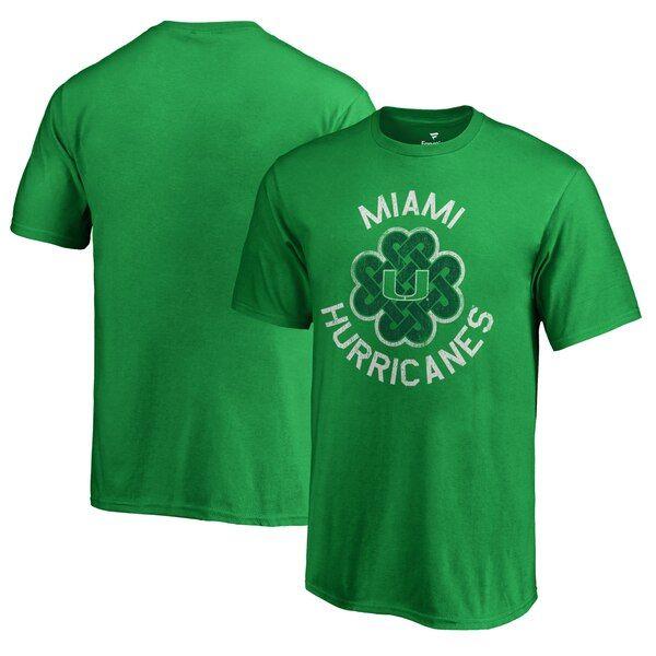 Miami Hurricanes Fanatics Branded Youth St Patrick S Day Luck Tradition T Shirt Kelly Green Miamihurricanes In 2020 Shirts Long Sleeve Tshirt Men Shirts Blue
