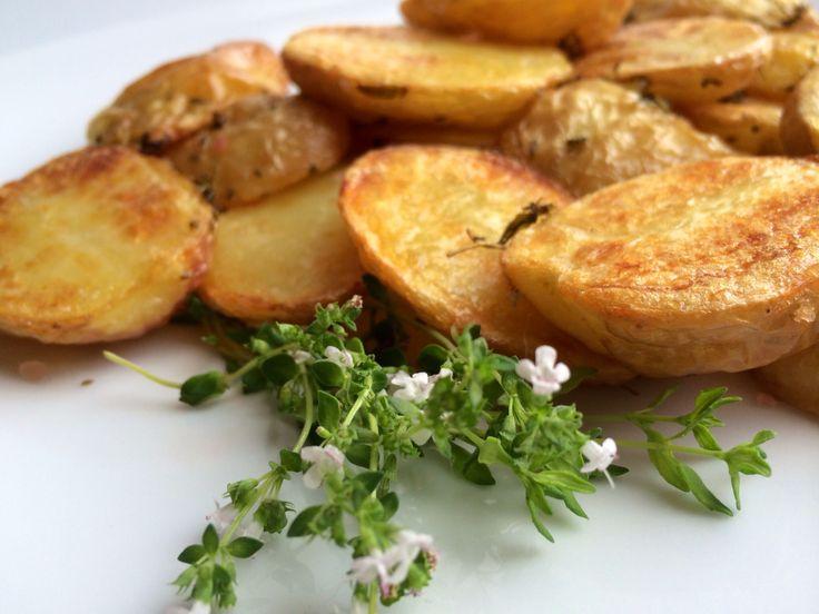 Kakukkfű és a sült krumpli - jó páros