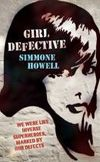 Girl Defective by Simmone Howell - Winner of the 2014 Australian Book Design Awards - Best Designed Young Adult Book. #bookaward #fiction #youngadult #bookdesign