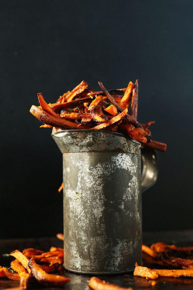 2. Chips de Batata Doce