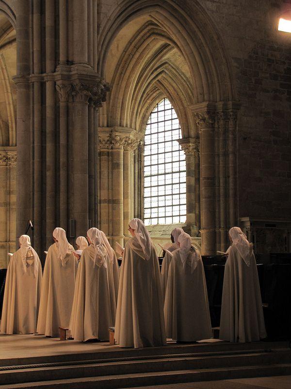 Vezelay, St. Marie Madelène,
