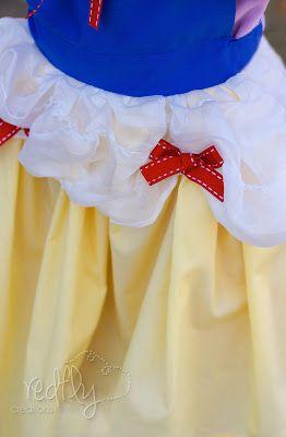 Redfly Creations: 12 Free Child's Apron Patterns Princess apron..