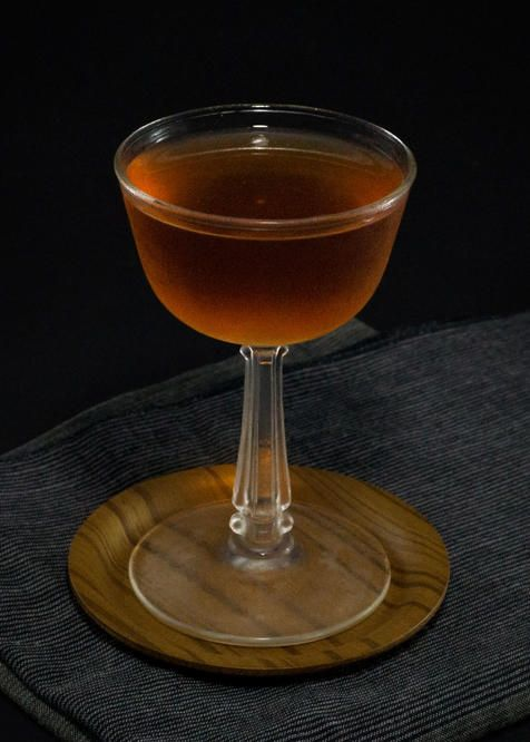 Pressure Drop   Tuxedo no.2   old tom gin, amaro, dry vermouth, pear brandy, bitters