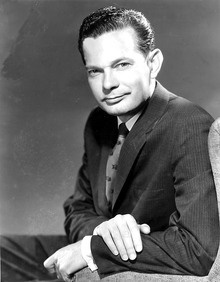 David Brinkley, one of Emory's famous alums; click on picture to access a list of the many influential and newsworthy people affiliated with Emory University