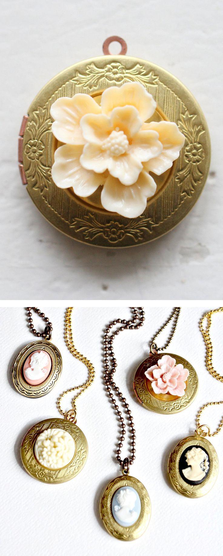 Cameo Necklaces