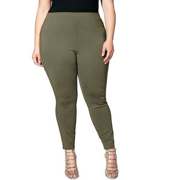 Best 25  Plus size leggings ideas on Pinterest | Plus fashion ...