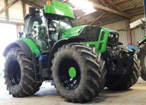 Deutz-Fahr Agrotron 7250 Traktoren Gebraucht in 17094 Pragsdorf, Deutschland (aat3536294) - traktorpool.de