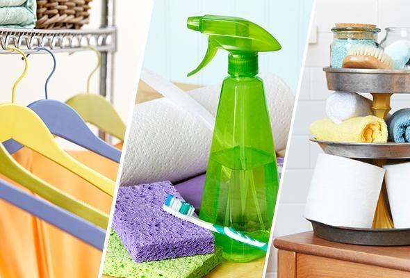 Organisation facile de la maison : une tâche par jour