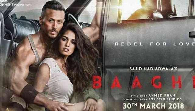 All Rounder News Baaghi 2 Latest Bollywood Movies Movies Online Free Movies Online
