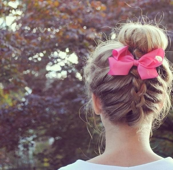 Best 20+ Bow Braid Ideas On Pinterest—no Signup Required