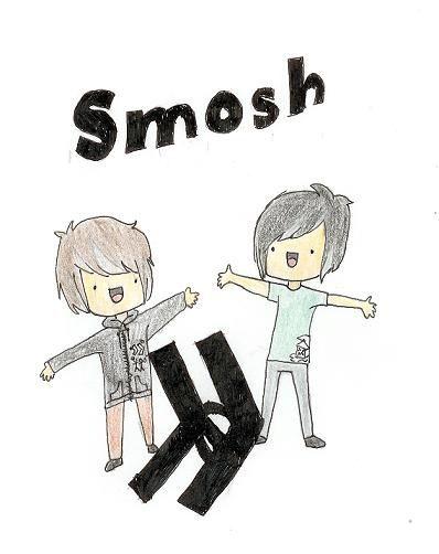 Smosh Fan Art | Smosh Fanart 2 by ~neo-wagner on deviantART