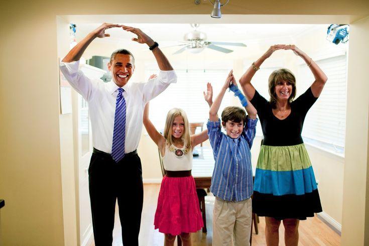 """Deletreando """"Ohio"""" con algunos de los residentes más felices del estado."""