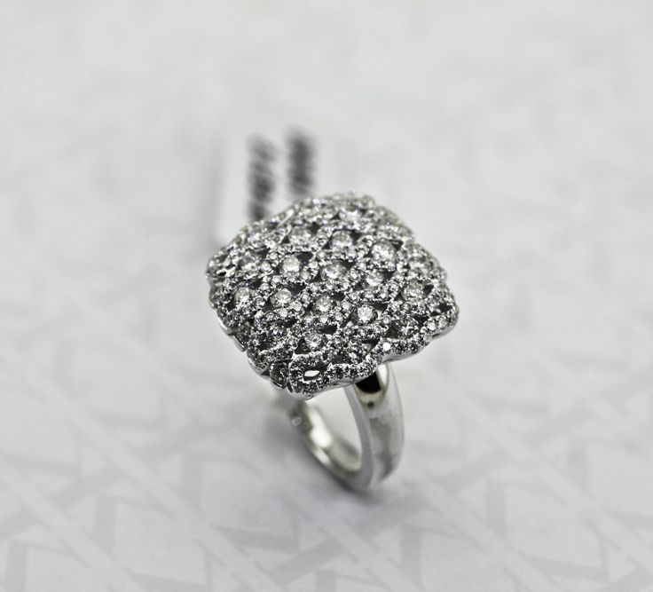 Diamond Dress Ring by Kalfin Jewellery #kalfinjewellery #Kalfin #diamonds #diamondrings #rings #diamondjewellery #diamond #design #detail #style #fashion #diamond #engagementrings #weddingring #gentsring #fashionbloggers #stylebloggers #bloggers #custommade #handmadejewellery #cbdjewellers #Melbourne #Jewellers #wedding #bride #picoftheday #followme #bestphoto #couture #luxury