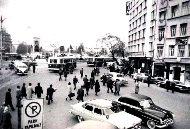 Sıraselviler 1960'lı yıllar