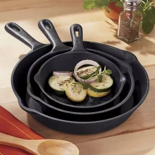 LITE 2017 hot sell cast iron skillet, frying pan