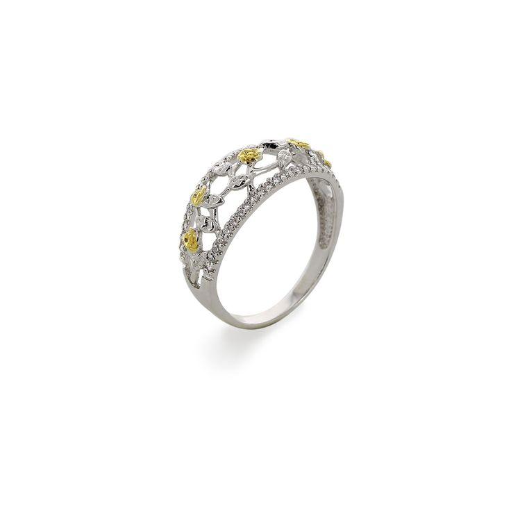 » Кольцо «Золотые Розы»