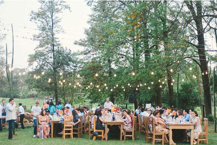 Barn Wedding. Casamento no rancho: Carolinne e Diogo   Blog do Casamento