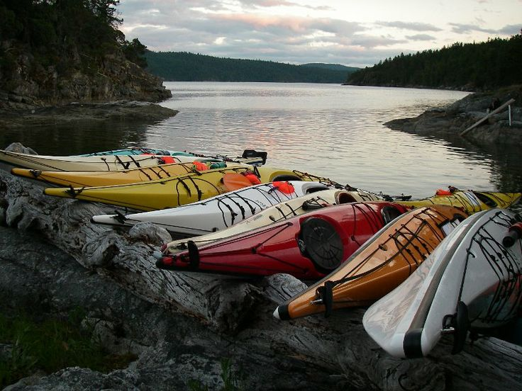 Spirit of the West Kayaking, Desolation Sound Expedition