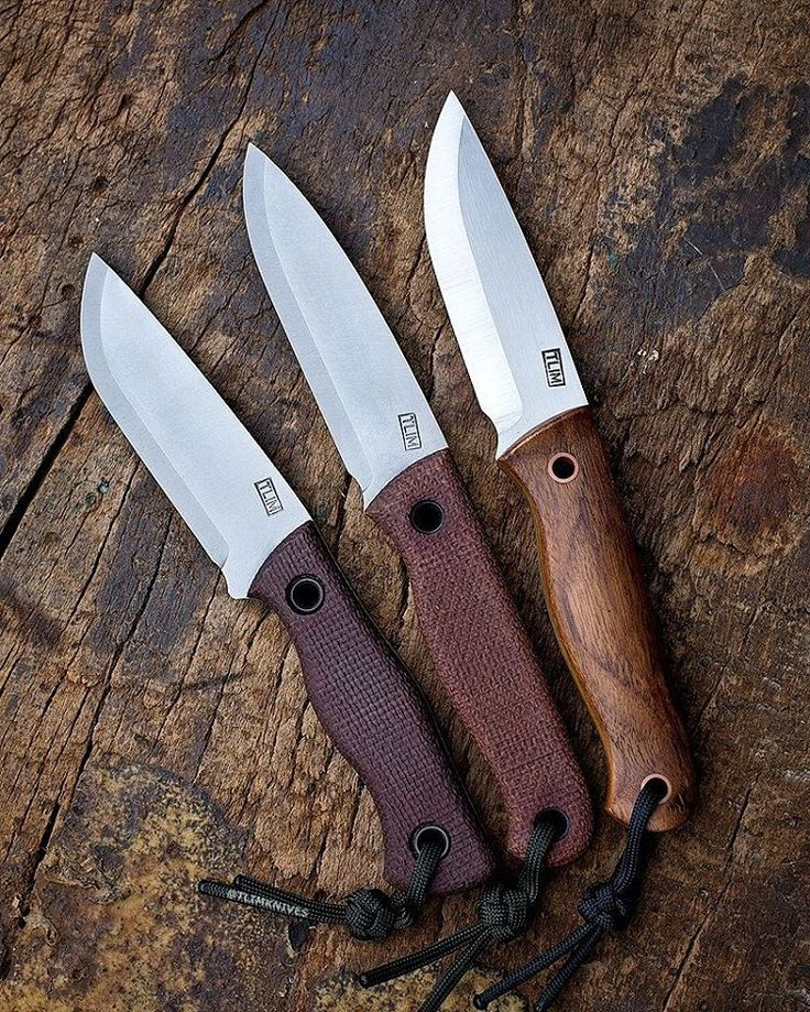 Tlim knives