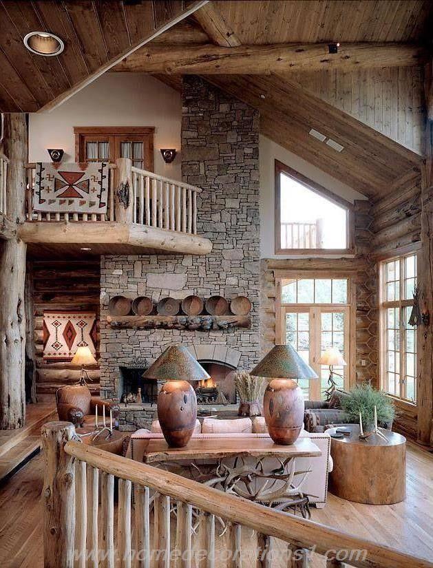 Rustic Cute Bedroom Interior | Home Decorations