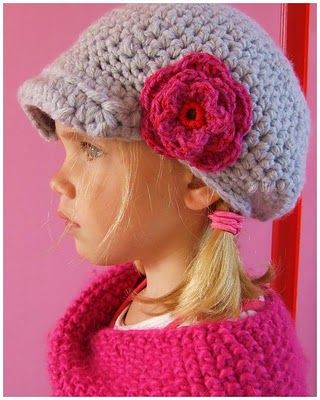 Since I can't crochet, will someone please make me two of these for my girls? mmkay thanks.