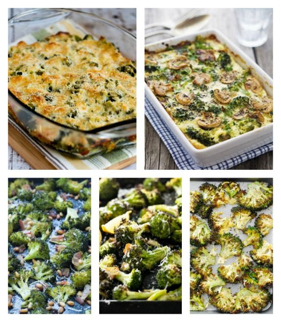 Low-Carb Recipe Love on Fridays: Low-Carb Broccoli Recipes for a Thanksgiving Side Dish