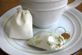 lillyella: Crafting: Reusable Tea Bags
