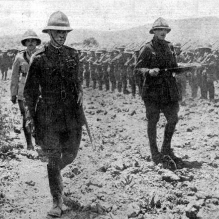 Accadde Oggi: 9 Gennaio 1916 - LA SCONFITTA NELLA CAMPAGNA DI GALLIPOLI
