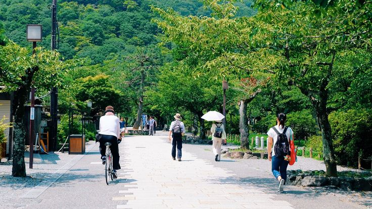 #japan #japanese #people #summer #arashiyama