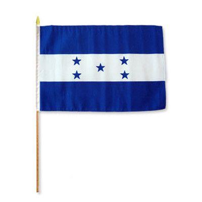 FlagsImporter Honduras Traditional Flag and Flagpole Set