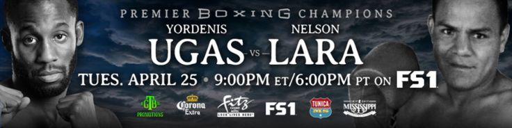Cuba's Yordenis Ugas Stops Nelson Lara in Round Two of Premier Boxing Champions